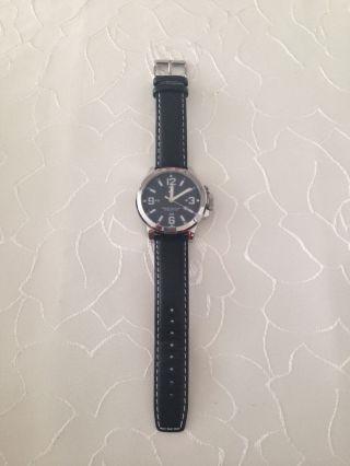 Tommy Hilfiger Armbanduhr Leder Herren Wie / Ausstellungsstück Bild