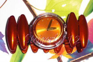 Pop Swatch Neanda Orange Pmo102 Nie Getragen 100 Funktion Bild