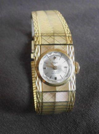 Armbanduhr Vergoldet Condor Bild