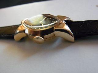Damen Luxusuhr Jaeger - Lecoultre Massiv 585 Gold Ein Kunstwerk Von 1963 Wie Bild