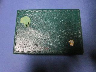 Rolex Daytona Box Vintage 68.  00.  3 (nur Die Box) Bild