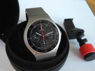 Iwc Titan Chronograph - Porsche Design - Ref.  3702, Bild