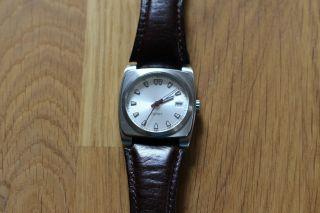 Weihnachten ? Esprit - Uhr - Wie - Braunes Lederarmband - Schnäppchen Bild