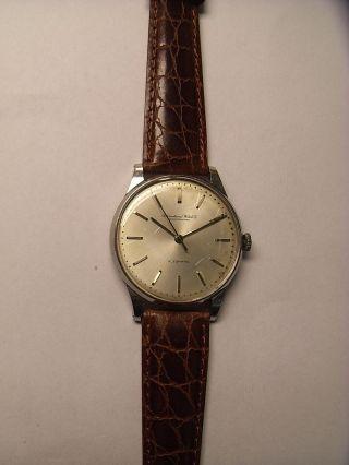 Iwc - Vintage Automatik Uhr Cal.  852 Bild