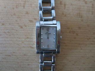 S.  Oliver Hübsche Damen Armbanduhr Top Bild