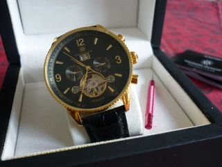 Armbanduhr Constantin Durmont Crocket - - Neuwertig - Automatic Bild