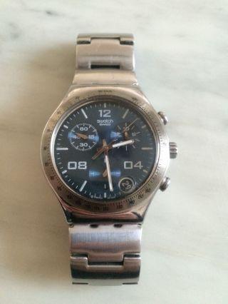 Swatch Swiss Irony Chronograph Bild
