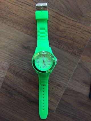 Ice Watch Armbanduhr Sili - Forever Unisex Grün Bild