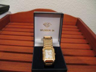 Centia Switzerland Quartz Armbanduhr Splendor Sa Ovp Unbedingt Anschauen Bild