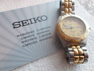 Seiko Sports 150 - 15 Bar Bild