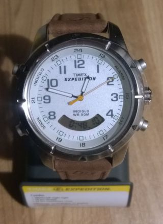 Timex Expedition T49828 Metal Combo Outdoor Camping Einsatz Bild