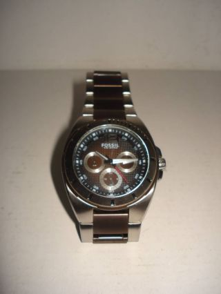 Fossil Bq9285 Herren - Armbanduhr Bild