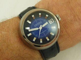 Caravelle Electronic Herren Armbanduhr Bild