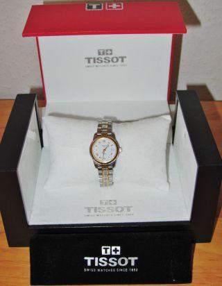 Tissot Swiss Watches - Damen Armbanduhr Bild