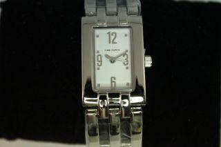 Time Force Damen Armbanduhr All Edelstahl Uvp: 119€ Ovp Nur 39euro Bild
