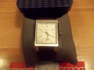 Ovp Esprit Herren Armbanduhr Monterey Brown Bild