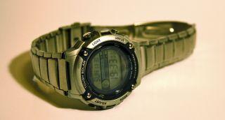 Casio W - S210hd - 1av Tough Solar Herren Armbanduhr Bild