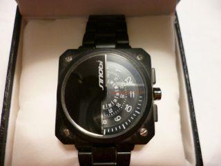 Sinobi Herren Uhr,  Aus Meiner Uhren Sammlung Bild