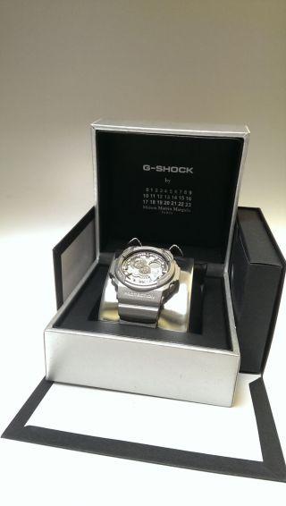 G - Shock X Maison Martin Margiela Ga - 300mmm - 8aer,  Limited Edition,  Rare Bild