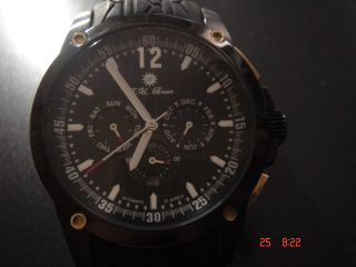 Neuwertige R.  U.  Braun Armbanduhr Bild