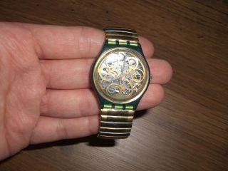 Swatch Jade Der Marke Swatch,  Wie Von 1990 Top Bild