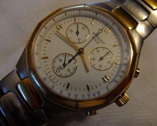 Tissot Prx Chronograph P745 Defekt Bild