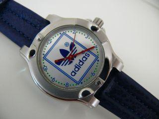 Adidas 10 - 0051t Herren Sport Armbanduhr 10 Atm Wr Watch Uhr Jungenuhr Bild
