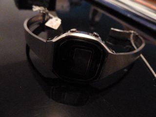 Uhr Casiotron Mit Etikett Bild