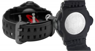 Casio G - Shock G - 9200bw - 1 / Gw - 9200 Bw - 1 Riseman Seltene Armbanduhr Statt €450,  - Bild