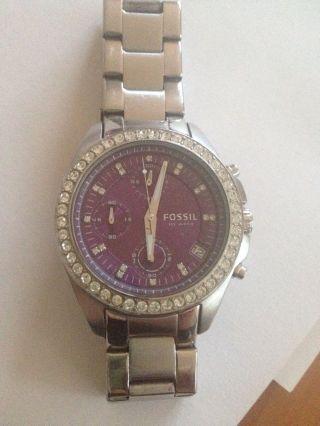 Fossil Damen Armbanduhr Bild