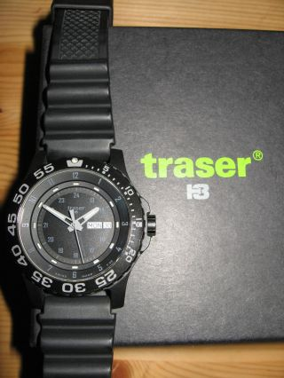 Traser H3 Military Professional P6600 Shadow (swiss Made 200m) Bild