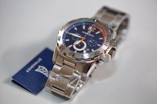 Luxus Männer Armbanduhr Spinnaker Laguna Chronograph Quartz Sp - 5008 - 33 Bild