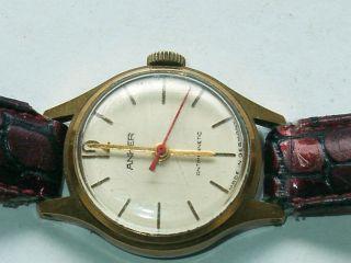 Damen Armband Uhr Anker Antimagnetic (handaufzug) Schon älter Bild