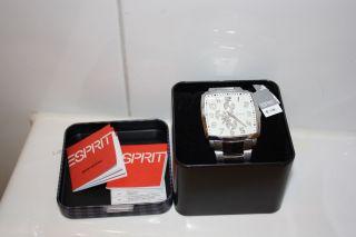 Esprit Herren - Armbanduhr Cool Trick Silber Es101881006 Bild