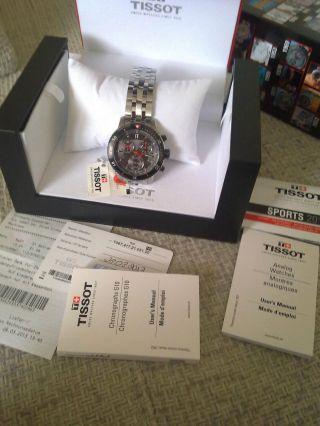 Tissot Prs200 T - Sport Chronograph T067.  417.  21.  051.  21 Und Ovp Bild