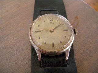 Omega Uhr Vintage Omega Military Watch Cal.  35.  5l Bild