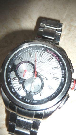 Armbanduhr Chronograph Gant Edel Außergewöhnlich Bild