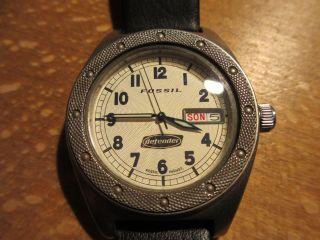Fossil Defender Uhr Zu Verkaufen Bild