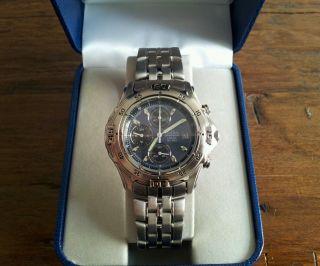 Festina Armbanduhr Chronograph Watch Uhr Herrenuhr Herren Bild