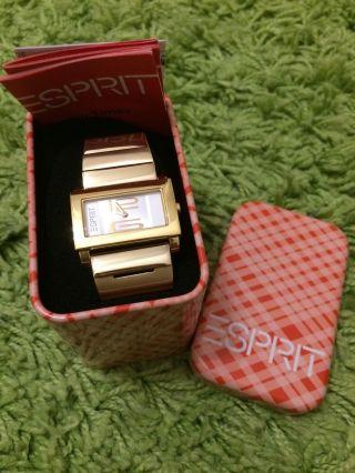 Esprit Uhr Damen Gold Bild