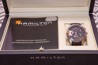 Hamilton X - Copter Automatik Chronograph Valjoux 7750 Bild