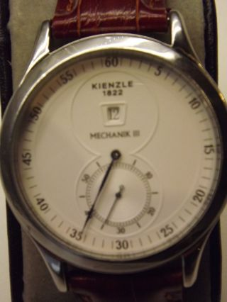Armbanduhr Kienzle Mechanik Iii (regulateur) D=44mm Bild