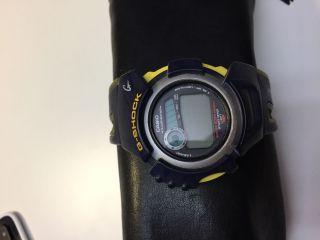 Casio Dwx - 100 2023,  Wenig Getragen,  Mit Leerer Batterie,  In G - Shock Schraubbox Bild