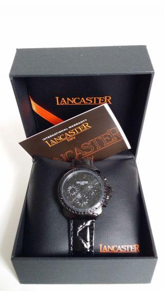 Damenuhr,  Lancaster,