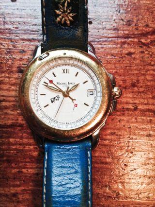 Michel Jordi Herren Automatic Uhr Bild