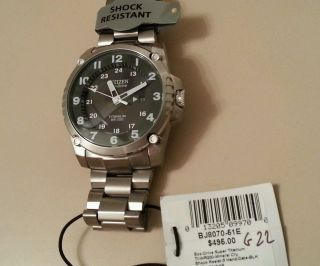 Citizen Eco - Drive Stx43,  Tough