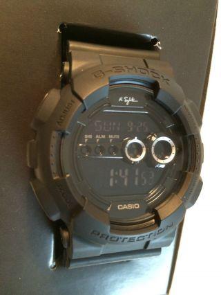 Limited Edition Casio G - Shock Gd 101ns 1er Nigel Sylvester Bild