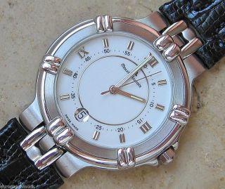 Luxusuhren Quarz Uhr Damen Herren Luxusuhr Calypsouhr Maurice Lacroix Calypso Bild