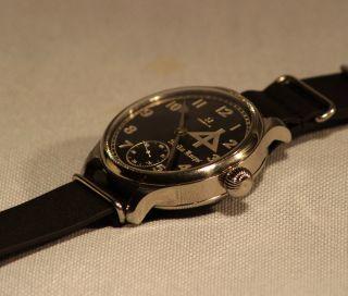 Omega Armbanduhr Mariage Glasboden Tu Werk - Top Bild