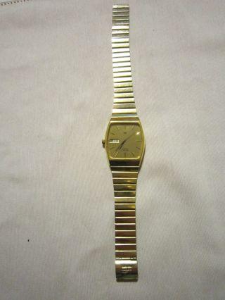 Seiko Herren Armbanduhr Uhr Bild